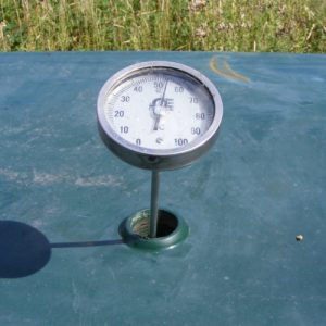 long stem thermometer